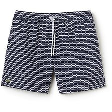 Picture of BROKEN LINES SWIM SHORT