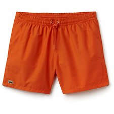 Image of Lacoste PUMPKIN/PUMPKIN MENS SWIM SHORTS