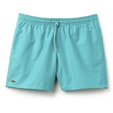 Image of Lacoste AQUA BLUE MENS SWIM SHORTS