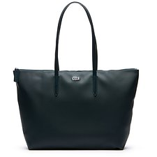 Image of Lacoste GREEN GABLES WOMEN'S L.12.12 LARGE SHOPPING BAG