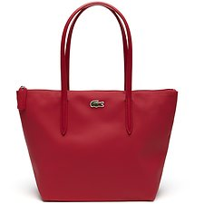 Image of Lacoste VIRTUAL PINK WOMEN'S L.12.12 SMALL SHOPPING BAG
