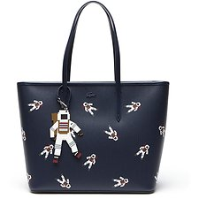 Picture of WOMEN'S CHANTACO SPACEMAN ZIP BAG WITH CHARM