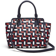Picture of WOMEN'S DAILY CLASSIC GEO SHOPPING BAG