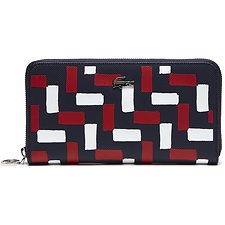 Picture of WOMEN'S DAILY CLASSIC GEO LARGE ZIP WALLET
