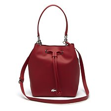 Image of Lacoste GARNET WOMEN'S DAILY CLASSIC BUCKET BAG