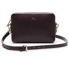 Image of Lacoste WINETASTING WOMEN'S CHANTACO SQUARE CROSSOVER BAG