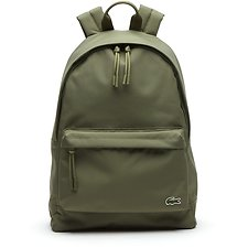 Image of Lacoste KRAFT BEIGE MEN'S NEOCROC BACKPACK