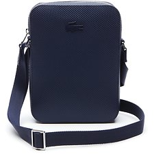11f970980 Image of Lacoste PEACOAT MEN S CHANTACO VERTICAL CAMERA BAG