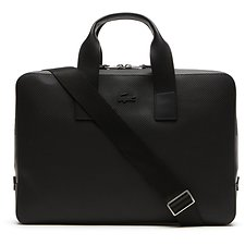 Image of Lacoste BLACK MEN'S CHANTACO COMPUTER BAG