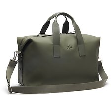 Image of Lacoste  MEN'S CHANTACO CANVAS WEEKENDER