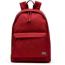 Image of Lacoste SUN-DRIED TOMATO MEN'S NEOCROCODILE BACKPACK