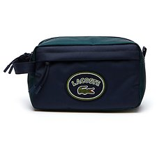 Image of Lacoste URCHIN PURPLE MEN'S NEOCROC HERITAGE TOILETRY KIT