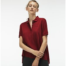 Image of Lacoste PASSION WOMEN'S RELAXED FIT POLO