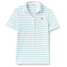 Picture of WOMEN'S BROKEN LINE POLO