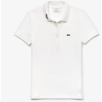 Image of Lacoste  WOMEN'S KEITH HARING POLO