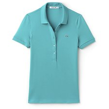 Picture of WOMEN'S BASIC WOMENS 5 BUTTON POLO