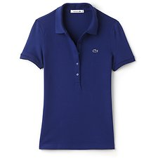 Picture of SHORT SLEEVE 5 BUTTON STRETCH POLO
