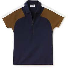 Picture of WOMEN'S RETRO MADE IN FRANCE COLOUR BLOCK POLO