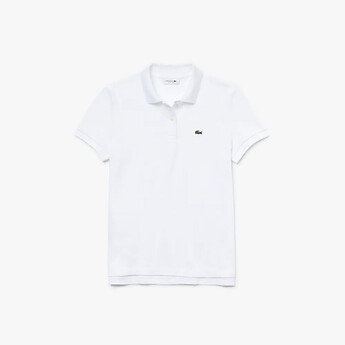 Image of Lacoste  WOMEN'S 2 BUTTON RELAXED FIT POLO