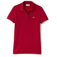 Picture of WOMEN'S 2 BUTTON RELAXED FIT POLO