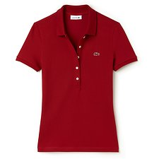 Picture of WOMEN'S 5 BUTTON SLIM STRETCH CORE POLO