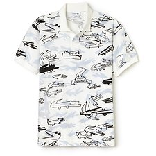 Picture of MENS FASHION SHOW OVERSIZED CROC POLO