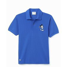 Image of Lacoste STEAMER/STEAMER MEN'S MICKEY MOUSE POLO