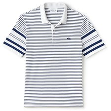 Picture of REGULAR FIT MIX STRIPE POLO
