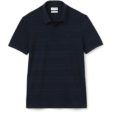 Picture of SLIM FIT DUEL STRIPE POLO