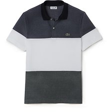 Picture of REGULAR FIT COLOUR BLOCK POLO