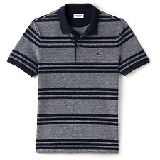 Picture of MEN'S REGULAR FIT TRIPLE STRIPE POLO