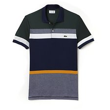Picture of REGULAR FIT MULTI CO STRIPE POLO