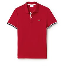 Image of Lacoste TOREADOR MEN'S SLIM FIT OUTLINE POLO