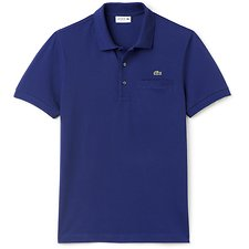 Picture of MEN'S REGULAR FIT POLO WITH POCKET