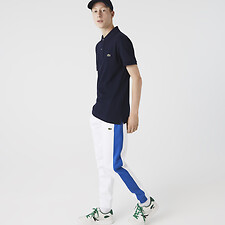 Image of Lacoste NAVY BLUE SLIM FIT POLO