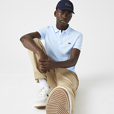 Image of Lacoste RILL MEN'S SLIM FIT CORE POLO