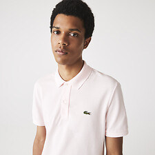 Image of Lacoste FLAMINGO MEN'S BASIC SLIM FIT POLO