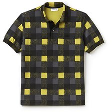Picture of MEN'S UNISEX NYFS CHECKERED POLO