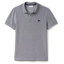 Picture of MEN'S SLIM FIT BIRDS EYE POLO