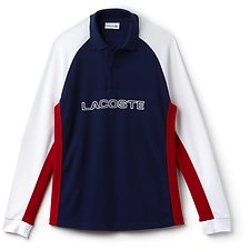 Picture of MEN'S REGULAR FIT LONG SLEEVE LOGO POLO