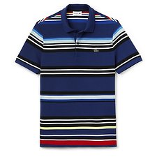 Picture of MEN'S REGULAR FIT STATIC STRIPE POLO
