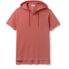 Picture of MENS FASHION SHOW OVERSIZED HOODED POLO