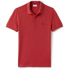 Picture of MEN'S SLIM FIT SLUB PIQUE POLO