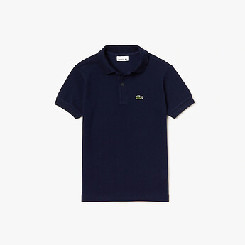 Image of Lacoste  KIDS' BASIC KIDS POLO