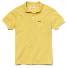 Image of Lacoste BANANA KIDS' PETITE PIQUE BASIC POLO