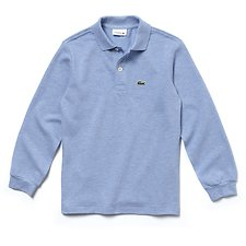 Picture of KIDS' LONG SLEEVE BASIC POLO