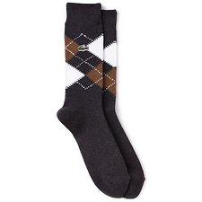 Picture of MEN'S ARGYLE SOCKS