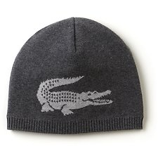 Picture of MEN'S UNISEX BIG CROC WOOL BEANIE