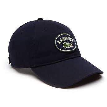Image of Lacoste  MEN'S BADGE LOGO CAP