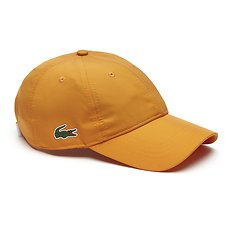 Image of Lacoste APRICOT MEN'S BASIC DRY FIT CAP